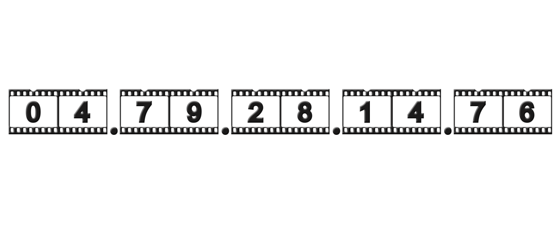 Numero telephone